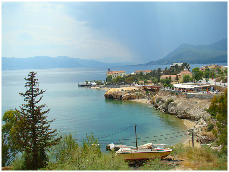 Holidays in Edipsos Evia